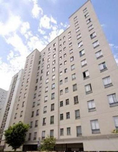 Imagem 1 de 16 de Apartamento Com 2 Dormitórios À Venda, 45 M² Por R$ 260.000 - Luz - São Paulo/sp - Ap5053