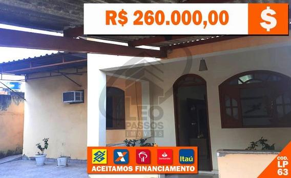 Casa Para Venda Em Duque De Caxias, Jardim Leal - Lp 63_1-1384781