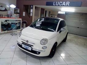 Fiat 500 Lounge Air 1.4 16v (aut) Gasolina Automático