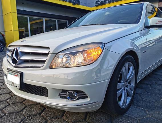 Mercedes-benz C200 Cgi Sport Ta 2011