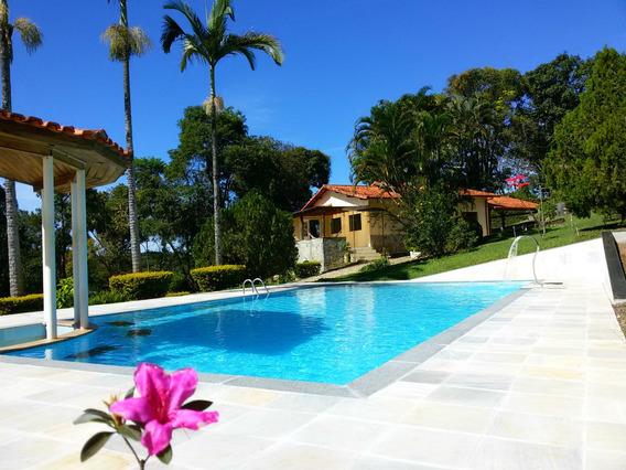 Casa Sítio No Condomínio Nossa Fazenda Em Esmeraldas-mg