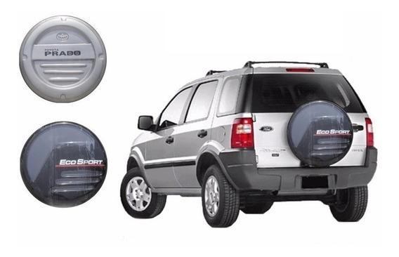 Porta Repuesto Llanta Tapa Caucho Camioneta Ford Ecosport