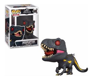 Funko Pop 588 Jurassic World Indoraptor Playking