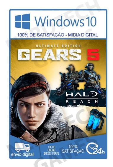 Gears Of War 5 Pc Original - Gears 5