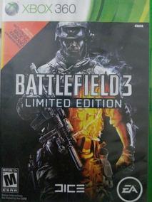 Battlefield 3 Xbox 360 Original , Leia A Descrição