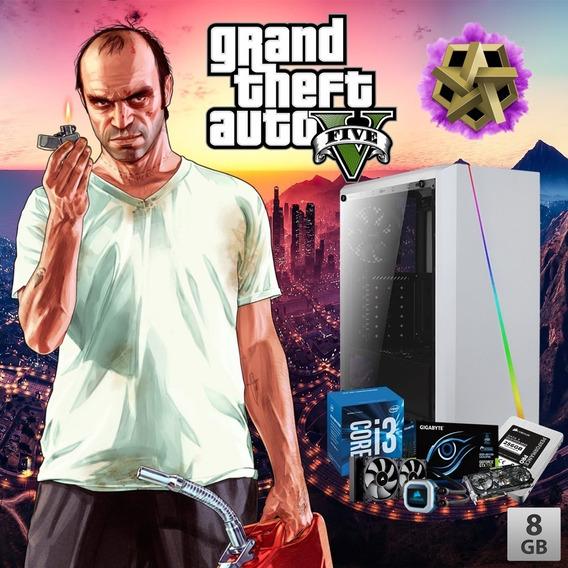 Pc Gamer Completo Core I3 6100+gtx 770 256bits