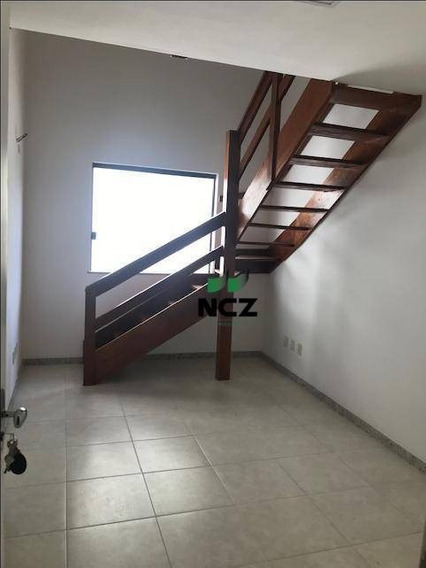 Flat Com 1 Dormitório À Venda, 37 M² Por R$ 165.000 - Buraquinho - Lauro De Freitas/ba - Fl0018