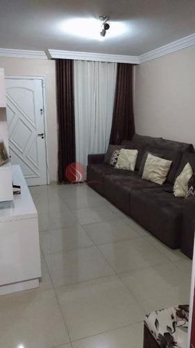Sobrado Com 3 Dormitórios À Venda, 143 M²- Aricanduva - São Paulo/sp - Af18093