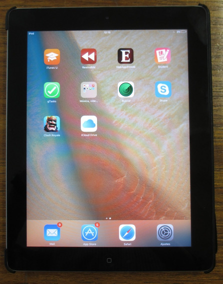 iPad 2 - Modelo A1395 - 16gb
