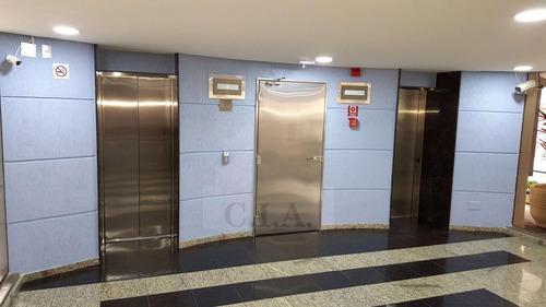 Imagem 1 de 5 de Conjunto Comercial Para Locação Em São Paulo, Chácara Santo Antônio (zona Sul), 2 Banheiros, 2 Vagas - 242_1-1712000