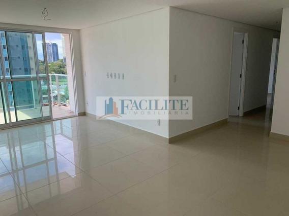 Apartamento A Venda, Cabo Branco - 3122
