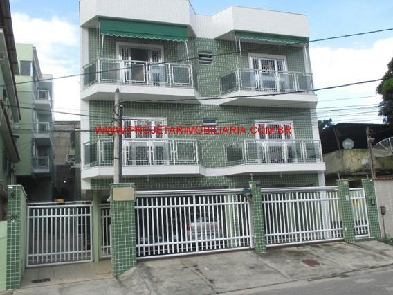 Centro/nilópolis. Apartamento 2 Quartos(1 Suíte), 2 Banheiros E Garagem. - Ap00241 - 32690461