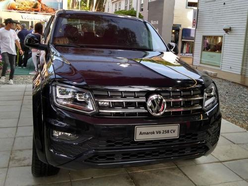 Volkswagen Amarok V6 Black Style (rc)