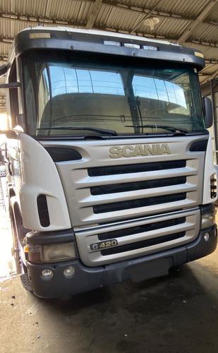 Imagem 1 de 5 de Scania G420 6x2