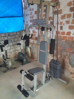 Estação De Musculação Athletic Advanced 280m