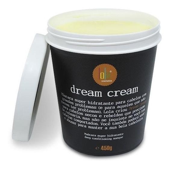 Máscara Dream Cream 450g Lola Cosmetics