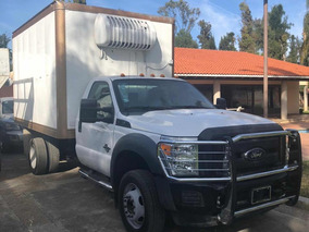 Ford F-550 6.7l Ktp Diesel At 2018