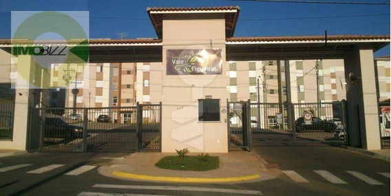 Apartamento Residencial Para Venda E Locação, Condomínio Vale Das Figueiras, Valinhos - Ap0535. - Ap0535