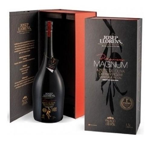 Imagem 1 de 1 de Azeite Josep Llorens Magnun Premium 1.5 Litro