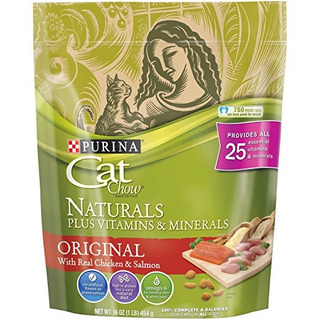 Purina Cat Chow Naturals Original Pienso Para Gatos