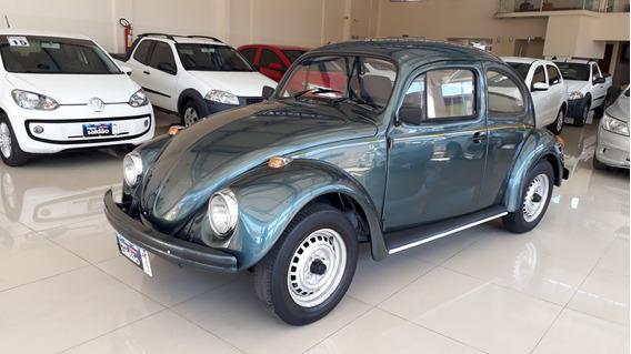Fusca 1600 1995 Verde