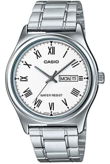 Relógio Casio Masculino Classic Standard Mtp-v006d-7budf
