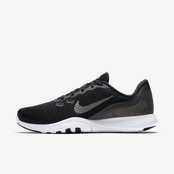 Tênis Nike Flex Trainer 7 Mtlc Corrida Treino Running
