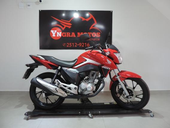 Honda Cg 160t Titan 2018