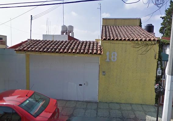 Casa En Venta, Remate Bancario, Naucalpan De Juárez