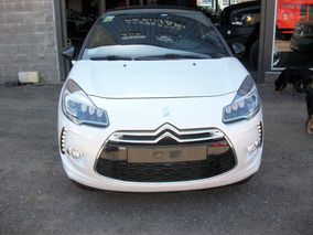 Citroën Ds3 1.6 So Chic Vti 120cv En Excelente Estado