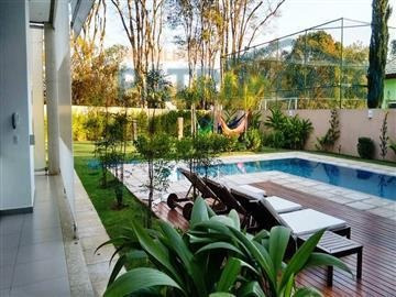 Casa Residencial À Venda, Loteamento Fechado Porto Atibai, Atibaia. - Ca0165