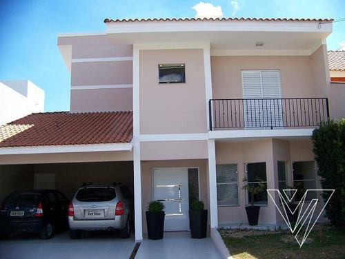 Sobrado Com 3 Dormitórios À Venda, 224 M² Por R$ 950.000,00 - Condomínio Village Saint Claire - Sorocaba/sp - So0111