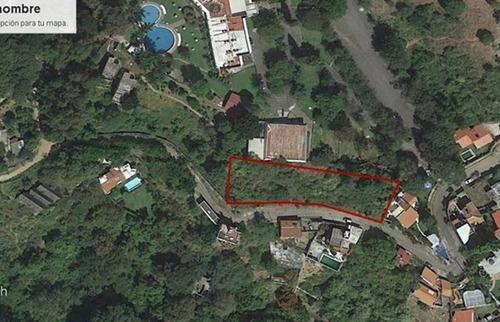 Terreno Urbano En Rancho Cortes / Cuernavaca - Roq-429-tu