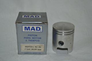 Honda Nc 50 Lead Jialing Piston Mad Std = 40 Mm Allsales