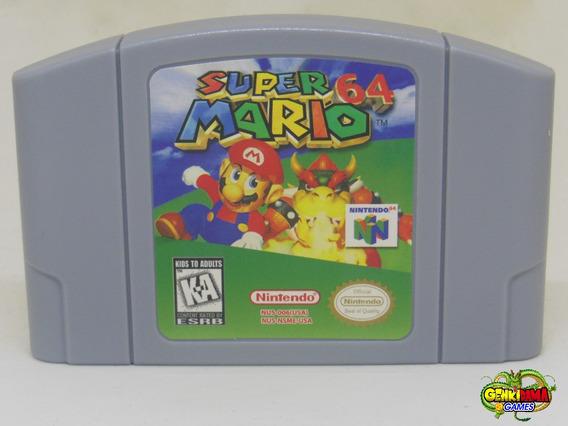 Super Mario 64 Nintendo 64 Novo N64