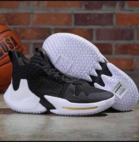 2122059450 Zapatillas Jordan Blancas - Tenis Jordan para Hombre en Mercado ...