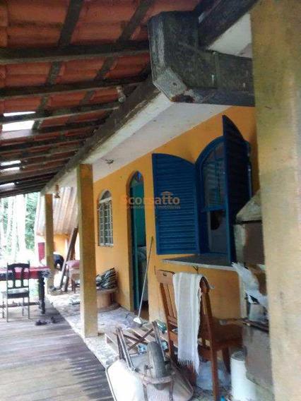 Chácara Com 2 Dorms, Barnabés, Juquitiba - R$ 120 Mil, Cod: 2609 - V2609