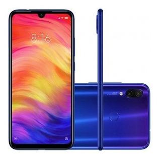 Celular Smart Fone Xiomi Azul
