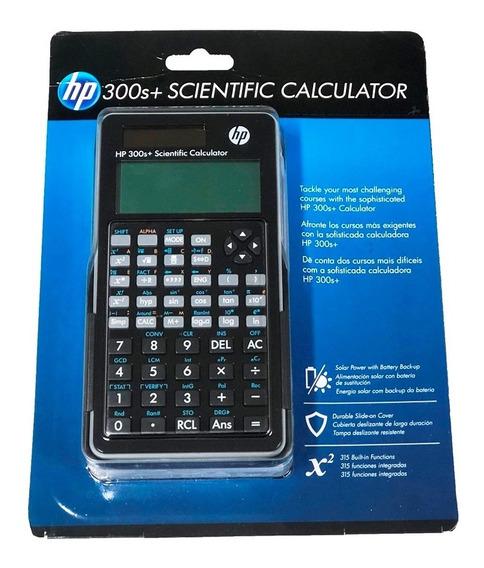 Calculadora Científica Hp 300s+ 315 Funções 100% Original