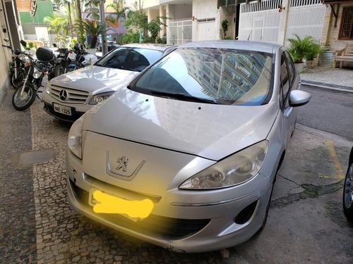 Peugeot 408 2012 2.0 Allure Flex 4p
