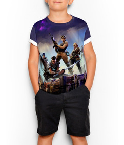Remeras Fornite Modelo 1 (full Print)