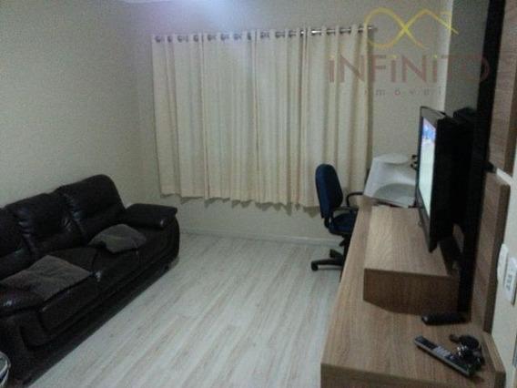 Casa Residencial À Venda, Jardim Planalto, Paulínia - Ca0772. - Ca0772