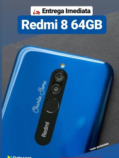 Redmi 8 64gb ¿ Azul