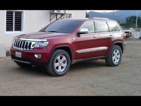 Jeep Grand Cherokee Límited 2011