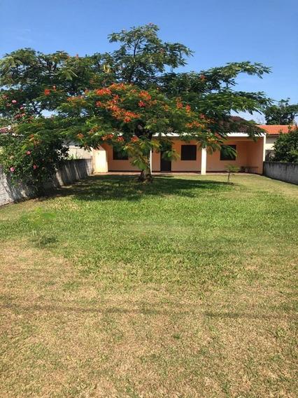 Casa Em Itapoá Sc - Av Celso Ramos Com Potencial Comercial F