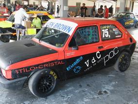 Auto De Competicion Fiat 147 Ex Atzp Clase 2 Y Formula 07