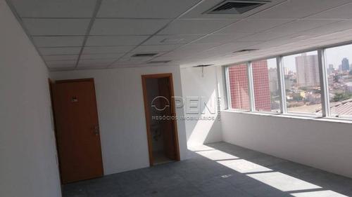Sala Para Alugar, 41 M² Por R$ 1.200,00 - Vila Bastos - Santo André/sp - Sa0113