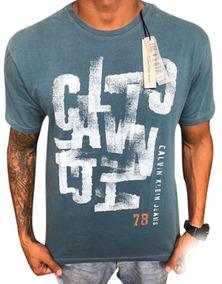 1edc83edf1 Camiseta Calvin Klein