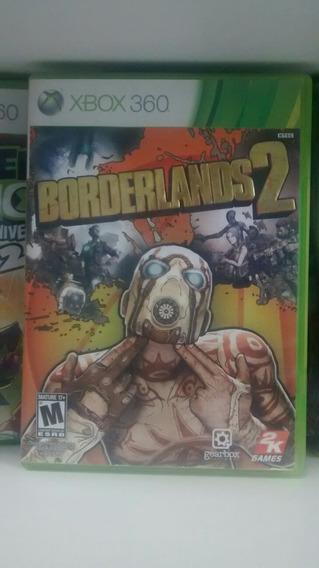 Jogo Do Xbox 360: Borderlands 2. Frete Grátis