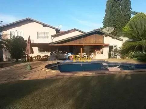 Chácara Com 4 Dormitórios À Venda, 1130 M² Por R$ 1.100.000,00 - Parque Da Fazenda - Itatiba/sp - Ch0118